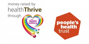 HealthThrive and People's Health Trust Logo