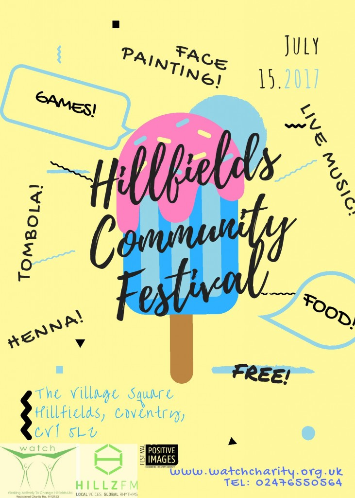 Hillfields community festival Activities-page-001