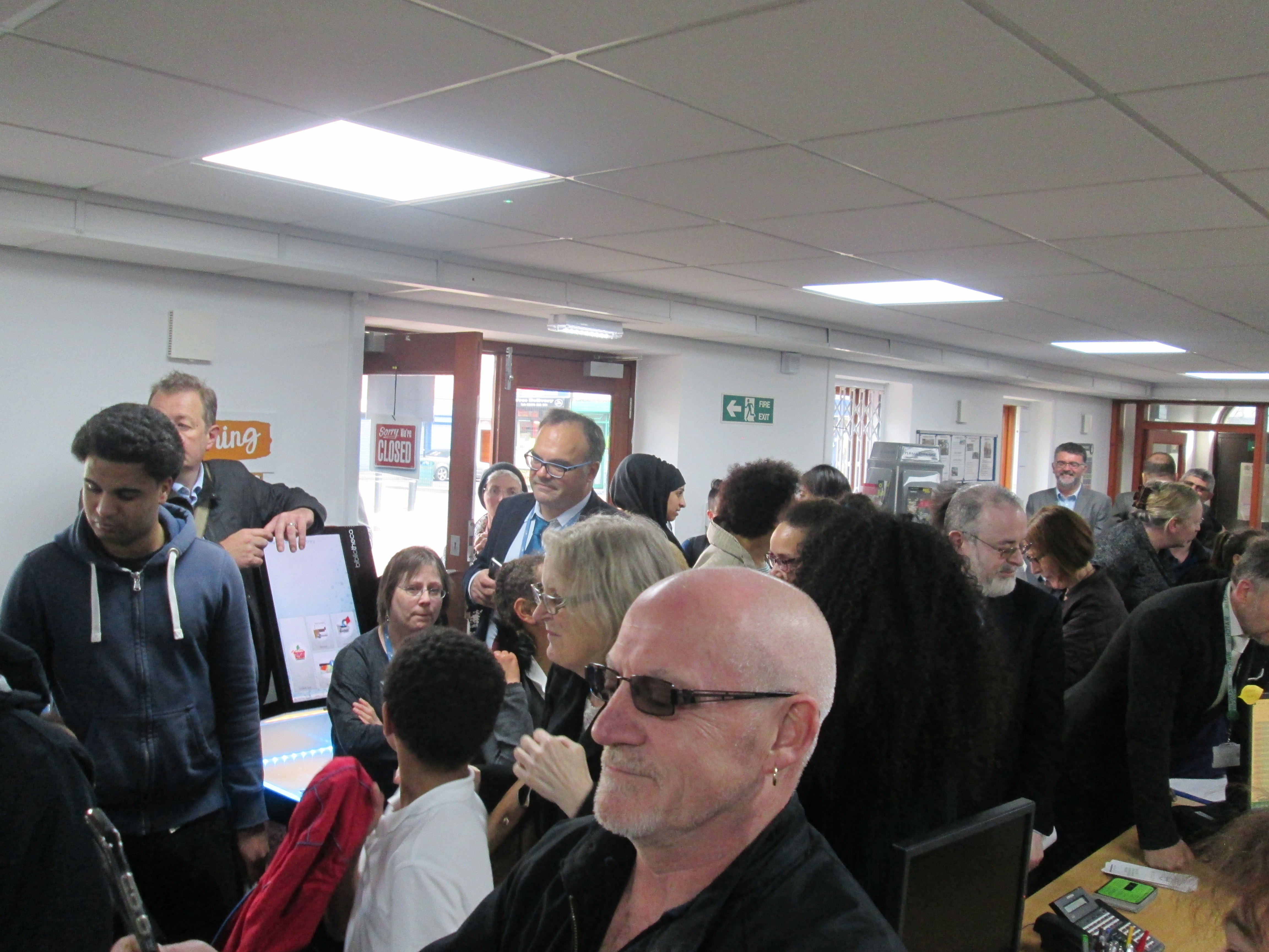 WATCH celebrates 20th anniversary as Hillfields Community Library officially opens