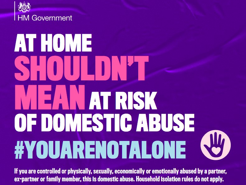 Domestic Abuse – How to Get Help
