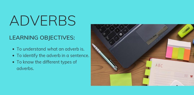 ESOL Adverbs